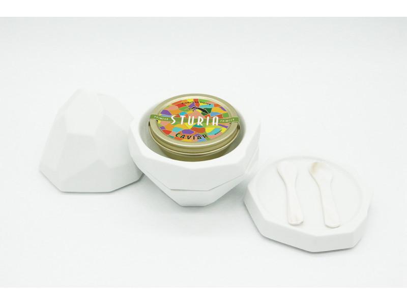 Service à Caviar Rocher